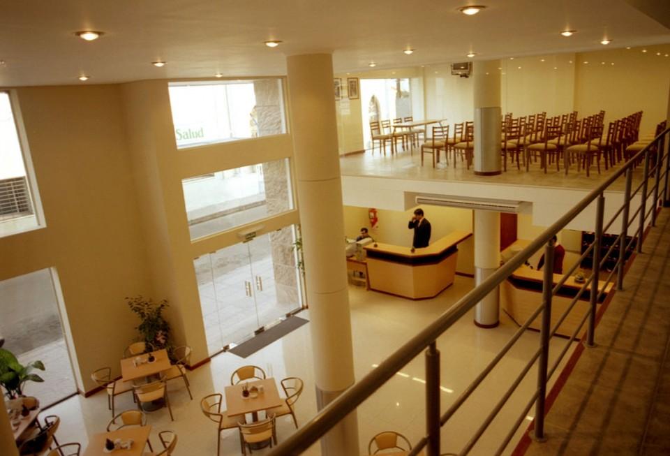 Lobby hoteles en salta promociones alojamientos 3 for Diseno de lobby de hoteles
