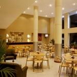 Lobby + Confitería – Wilson Hotel Salta Argentina